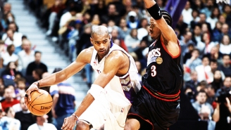 Remembering Allen Iverson And Vince Carter's Epic Battle In The 2001 Playoffs