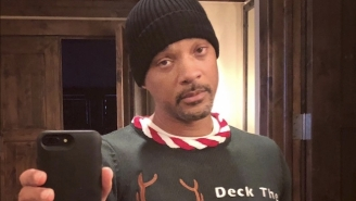Will Smith's New Instagram Account Is The Christmas Gift That Keeps Giving