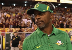 Oregon's Willie Taggart Has Reportedly Agreed To Be Florida State's Next Head Coach (UPDATE)