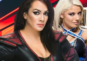 WWE's Alexa Bliss And Nia Jax On Body Positivity And The Everyday Struggle Of Eating Disorders
