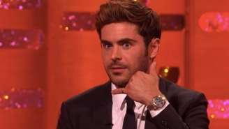 Zac Efron's Story About How Michael Jackson Made Him Cry Might Make You Shed Some Tears Too