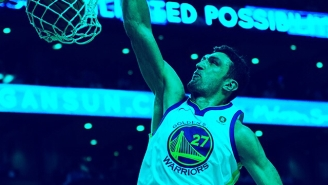 Zaza Pachulia Broke Down The Warriors' Roster And Why He Worries If Draymond Green Isn't Talking Trash
