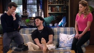 Lonzo Ball Had A Bizarre Cameo On 'Fuller House,' And Kyle Kuzma Couldn't Believe It