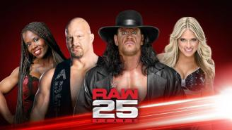 WWE Raw 25 Open Discussion Thread