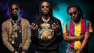 Migos' 'Culture II' Is A Jam-Packed Celebration Of Their Rise To Hip-Hop Superstardom