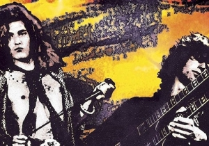 Led Zeppelin Are Reissuing Their Mammoth, Triple-Disc Live Album 'How The West Was Won'