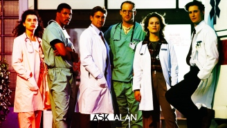 Ask Alan: How Well Does 'ER' Hold Up Today?