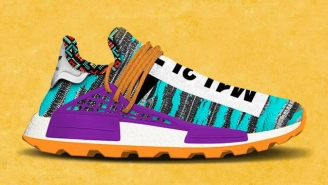 Pharrell And Adidas Announce The 'Afro' Collection