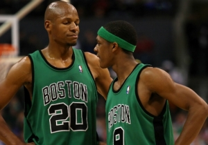 Ray Allen Claims Rajon Rondo Took Credit For Carrying The Celtics To The 2008 NBA Title