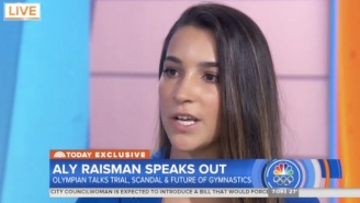 Aly Raisman Speaks Out Following Larry Nassar's Sentencing: 'He Deserves To Suffer'