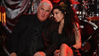 Amy Winehouse's Dad Claims He's Visited By The Singer's Ghost, Often