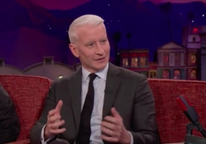 Anderson Cooper Calls Haiti 'One Of The Richest Countries I've Ever Been To' On 'Conan'