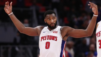 Andre Drummond's Diet Has Him Drink One Beer Per Day To Reach His Calorie Count