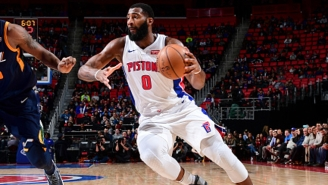 Andre Drummond Had A Monster Performance Against The Jazz After His All-Star Snub