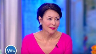 Ann Curry Tells 'The View' That She Didn't Have A Matt Lauer-esque, Door-Locking Button At 'Today'
