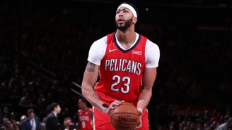 Anthony Davis Became The Latest Star To Dominate In Madison Square Garden