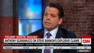 Anthony Scaramucci Claims His Salacious 'New Yorker' Comments About Steve Bannon Were 'The Truth'