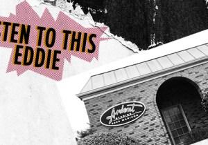 Walking The Historic Halls Of Memphis' Ardent Studios With Big Star's Jody Stephens