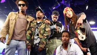 ASAP Mob's Yams Day Concert Was Shut Down Early Due To A Reported Brawl