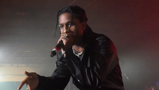 ASAP Rocky Resurrects The Mannequin Challenge In His Surreal, Tame Impala-Sampling 'Sundress' Video