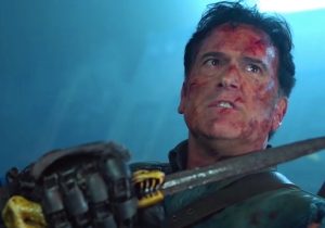 Bruce Campbell Tackles Fatherhood And Unspeakable Evil In The 'Ash Vs Evil Dead' Season 3 Trailer