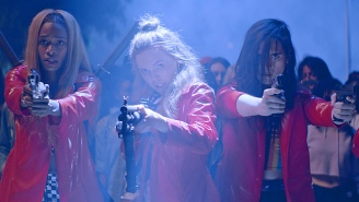 Sundance 2018: The Naughty Teen Flick 'Assassination Nation' Is Angry About… Uh… Something