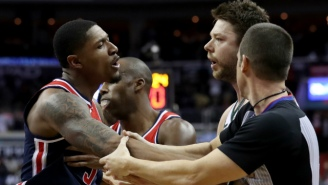John Wall Called Matthew Dellavedova A 'Dirty Player' After Clotheslining Bradley Beal