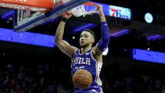 Ben Simmons And Jaylen Brown Didn't Seem Happy About Andre Drummond Making The NBA All-Star Game