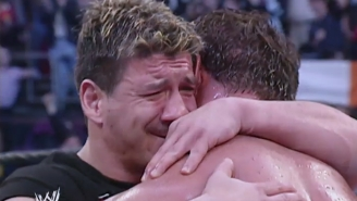 Chris Jericho Is Dedicating His Wrestle Kingdom Match To Chris Benoit And Eddie Guerrero