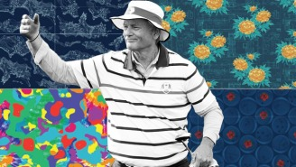 Bill Murray Wants Your Help Picking Out His Next Pair Of Bell-Bottoms