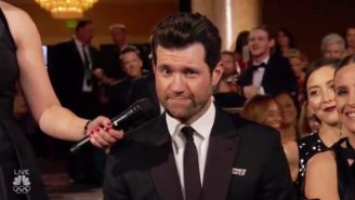 Billy Eichner's Golden Globes Joke Is Just The Latest In A Long Series Of Kevin Spacey Jabs
