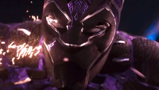 A New 'Black Panther' Clip Shows Off His Car-Destroying Abilities