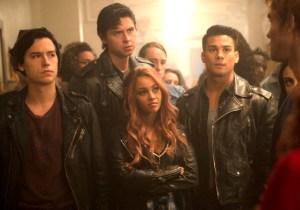 'Riverdale' Returns On This Week's Geeky TV