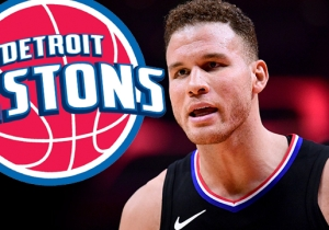 Trading For Blake Griffin Gives The Pistons The Frontcourt Playmaker They Need