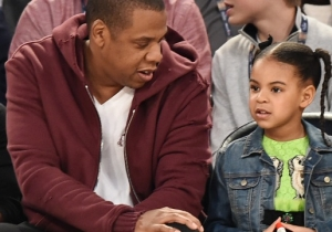 Jay-Z Drops The 'Blue's Freestyle' Video For Blue Ivy's Sixth Birthday