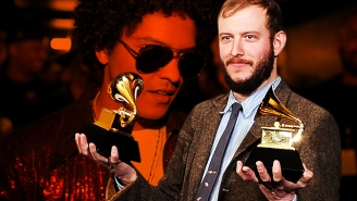 Bon Iver Says 'You Absolutely Have To Be Sh-tting Me' About Bruno Mars' Grammy Wins