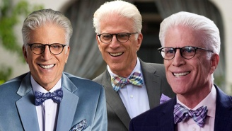 A Definitive Ranking Of Ted Danson's Best Bow Ties From 'The Good Place'
