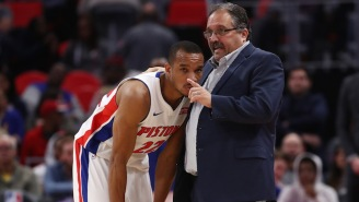 The Detroit Pistons Are Reportedly Looking To Trade Avery Bradley At The Deadline
