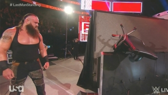 Braun Strowman Crushed Kane With Another Unbelievable Feat Of Strength