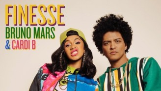 Watch Bruno Mars And Cardi B In The Boisterous, Retro-Infused 'Finesse' Remix Video