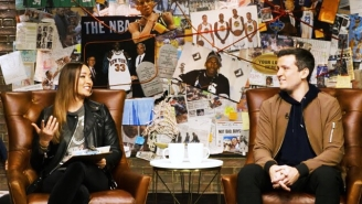 Built For NBA Twitter, Rob Perez and Cassidy Hubbarth Get 'Buckets' In Their New Show