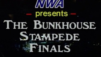 The Strange Story Of The First Royal Rumble And The Last Bunkhouse Stampede