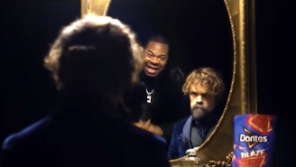 Missy Elliot And Busta Rhymes Teach Morgan Freeman And Peter Dinklage How To Rap For New Super Bowl Ad