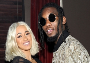Cardi B's Wedding Song Will Be A Tossup Between Two '80s R&B Legends