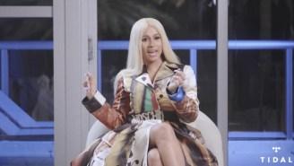 Cardi B Recaps A Stellar Rookie Year In Her Tidal Documentary 'I'm Here Muthaf*ckas'