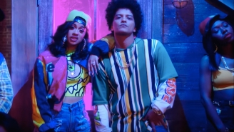Bruno Mars And Cardi B's 'Finesse' Video Earns A Key 'In Living Color' Seal Of Approval