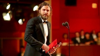Casey Affleck Will Not Present The Best Actress Award At The 2018 Oscars
