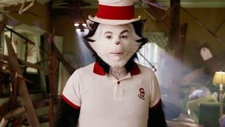 Hollywood's Trying Another 'Cat In The Hat' Movie And You Won't Be Seeing Mike Myers' Face In It