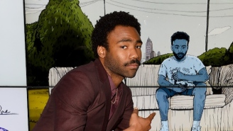 Childish Gambino Signed A Deal With RCA Records And Will Release A New Album In 2018