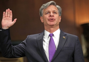 Trump-Appointed FBI Director Christopher Wray Preemptively Condemns The House Republican Effort To Release A Classified Intelligence Memo
